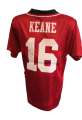 Roy Keane Signed 1996 Manchester United Signed shirt