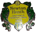 Newton Heath Crest Badge