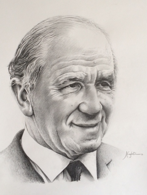 RED LEGENDS - Sir Matt Busby