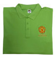 Official Polo shirts of the Association of Former Manchester United Players - Green