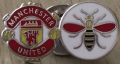 United Crest Manchester Bee Badge