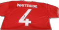 Norman Whiteside Signed shirt