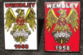 Wembley 1958 Crest Badge