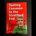 Tooting Common to the Stretford End - The Alex Stepney Story - signed book
