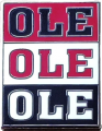 Ole, Ole, Ole Badge