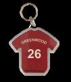 Greenwood Keyring
