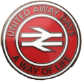 Away Days Badge