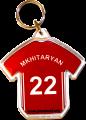 Mkhitaryan Keyring