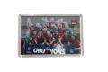 MUFC Women's FA Championship Promotion Fridge Magnet