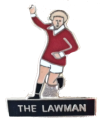 The Lawman Badge